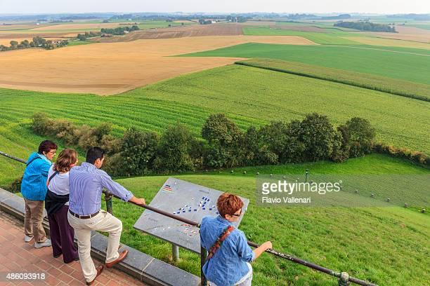 waterloo battlefield, belgium - waterloo belgium stock pictures, royalty-free photos & images