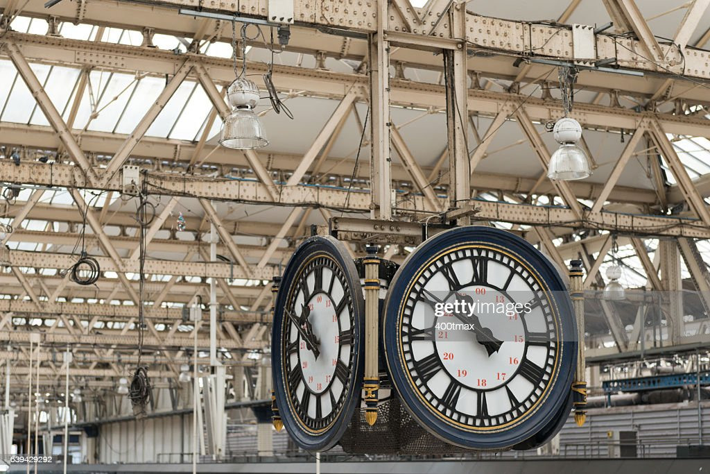 Waterloo Station : Stock Photo