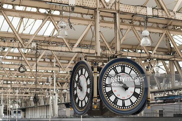 waterloo station - waterloo railway station london stock pictures, royalty-free photos & images