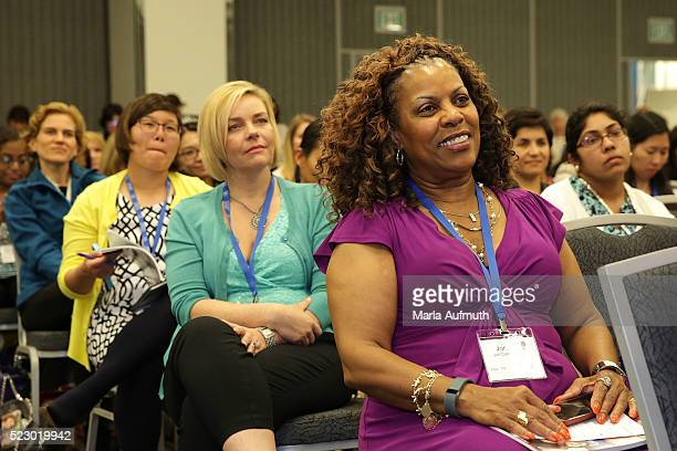 Watermark Conference For Women 2016 at San Jose Convention Center on April 21 2016 in San Jose California