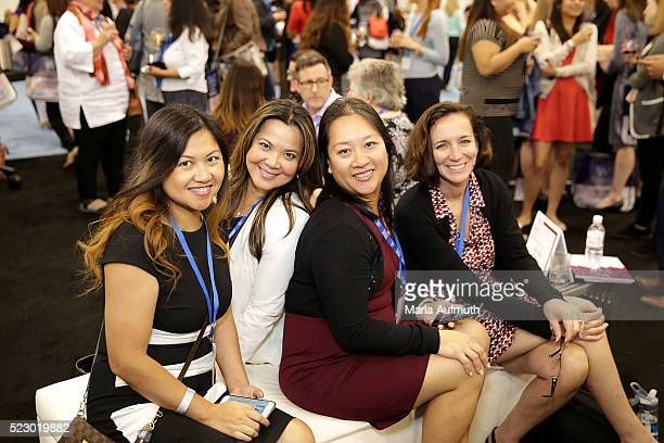 Watermark Conference For Women 2016 Silicon Valley at San Jose Convention Center on April 21 2016 in San Jose California