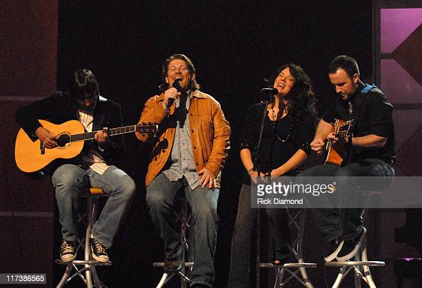 Watermark during 38th Annual GMA DOVE Awards - Pre Show at Grand Old Opry in Nashville, Tennessee, United States.