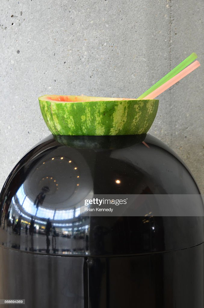 Watermelon drink : Stock Photo