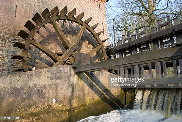 watermill - gelderland stock pictures, royalty-free photos & images