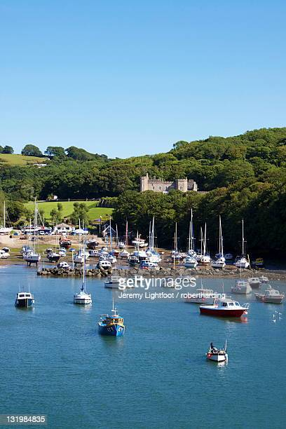 watermouth harbour, devon, england, united kingdom, europe - newpremiumuk stock pictures, royalty-free photos & images