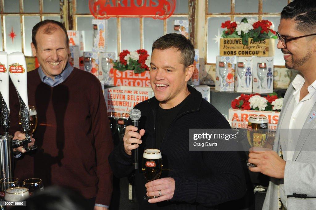 Stella Artois Event In NYC