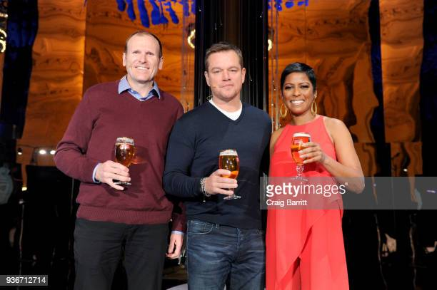 Waterorg cofounders Matt Damon and Gary White joined StellaArtois and journalist Tamron Hall to discuss the impact of the brand's partnership with...