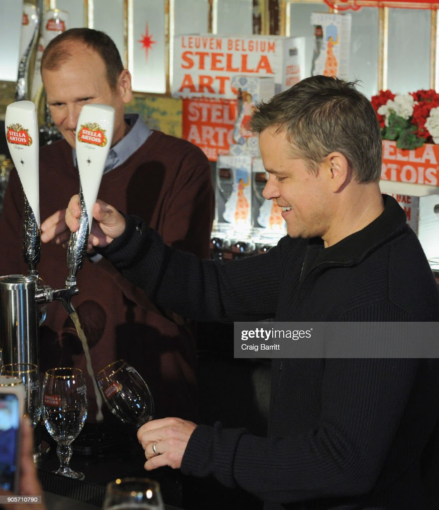 Stella Artois Event In NYC