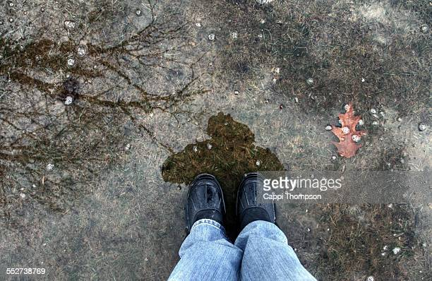 waterproof boots - cappi thompson stock pictures, royalty-free photos & images