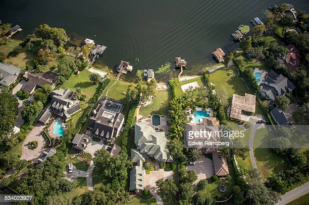 waterside community - orlando florida stock pictures, royalty-free photos & images