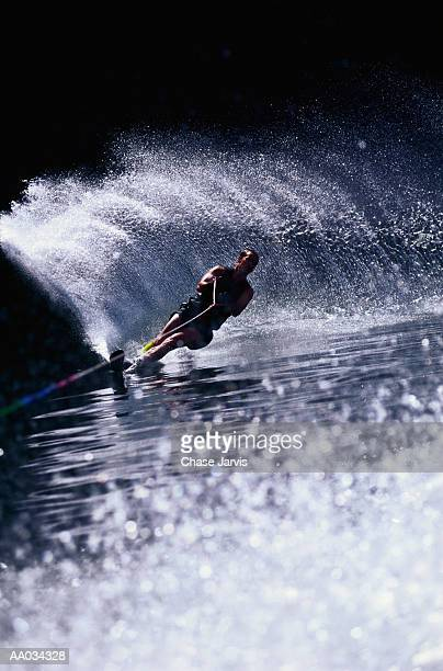 single water ski