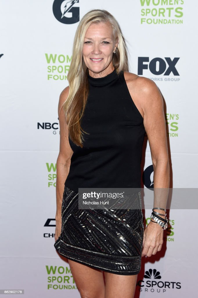 The Women's Sports Foundation's 38th Annual Salute To Women In Sports Awards Gala  - Arrivals : News Photo