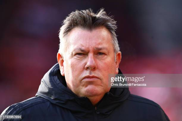 Watford assistant manager Craig Shakespeare looks on during the Premier League match between Liverpool FC and Watford FC at Anfield on December 14...