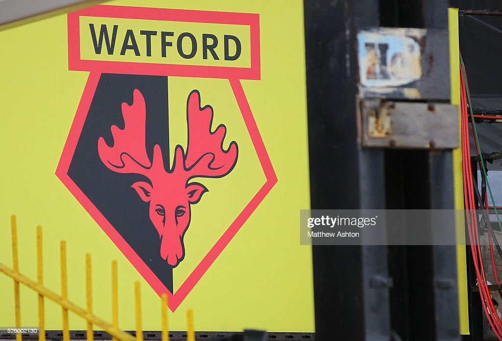 Soccer - nPower Championship Play Off Semi Final Second Leg - Watford v  Leicester City   e2c48df8e