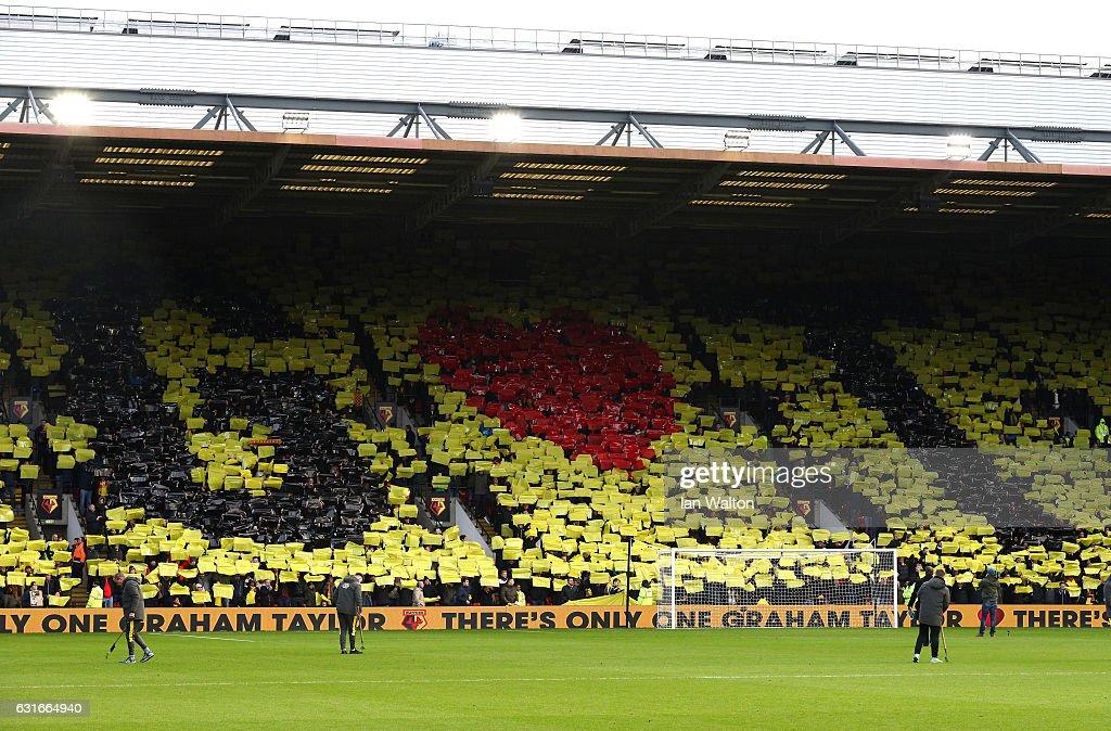 Watford v Middlesbrough - Premier League : News Photo