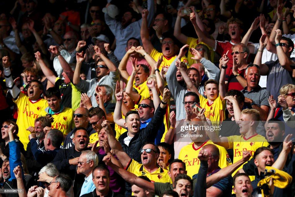 AFC Bournemouth v Watford  - Premier League : News Photo
