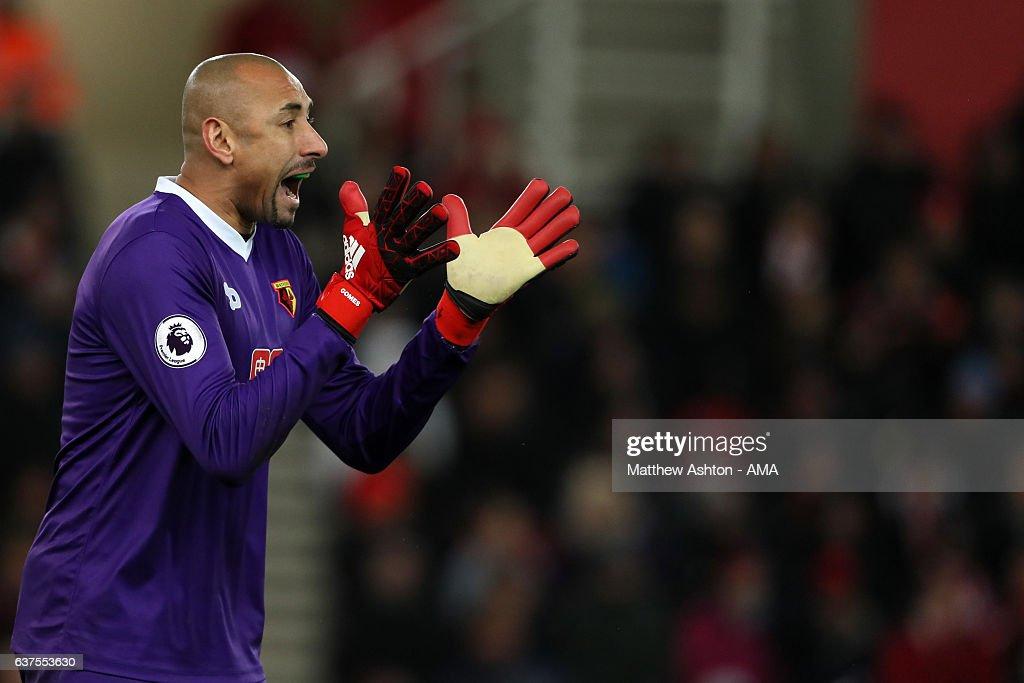 Stoke City v Watford - Premier League : News Photo
