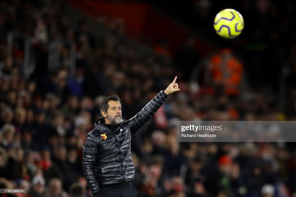 Southampton FC v Watford FC - Premier League : News Photo