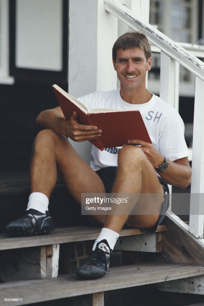 Steve Harrison Watford Manager 1988 : News Photo