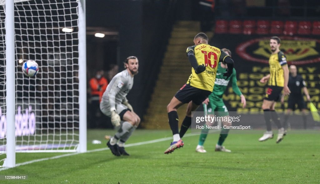 Watford v Preston North End - Sky Bet Championship : News Photo