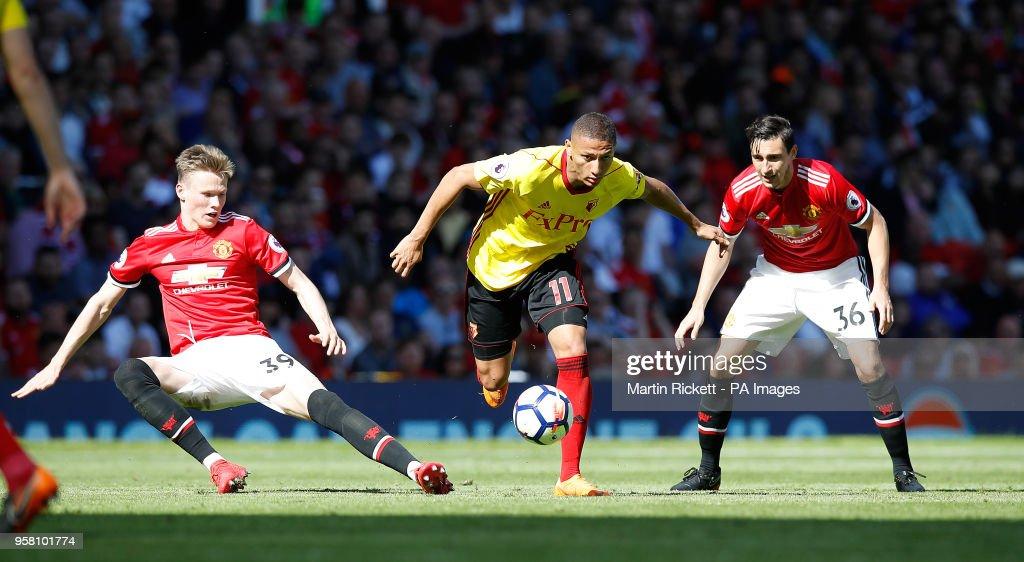 Manchester United v Watford - Premier League - Old Trafford : News Photo