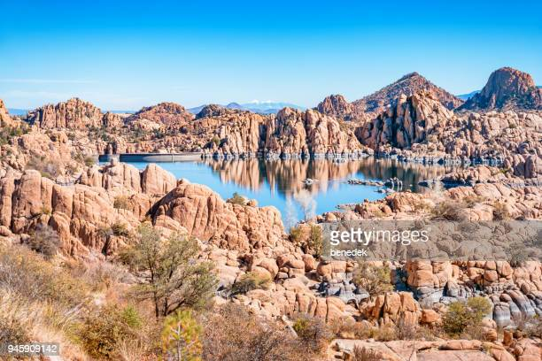 Watson Lake en Prescott Arizona USA