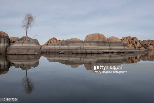 Watson Lake reflections