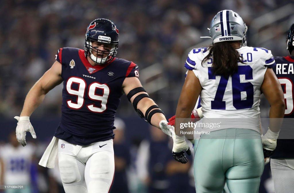 Houston Texans v Dallas Cowboys : News Photo