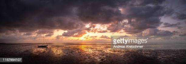 wattboot - andreas solar stock pictures, royalty-free photos & images