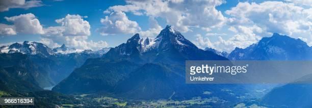 Watzmann-panorama