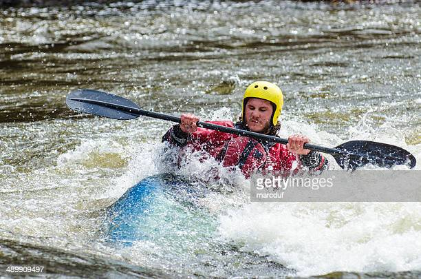 wave from the side (2) - swift river stock pictures, royalty-free photos & images