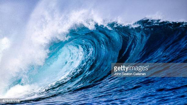 Wave in East Java