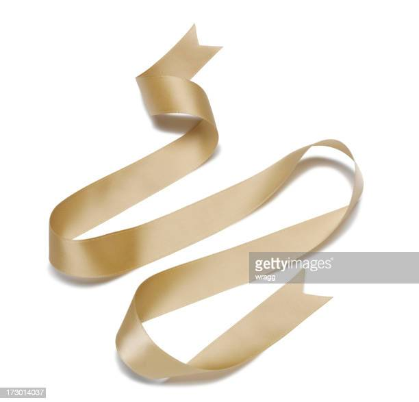 Wave of Gold Ribbon