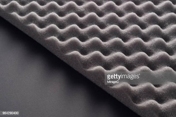 Wave Pattern Accoustic Foam