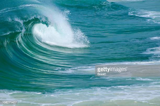 wave - tide stock pictures, royalty-free photos & images