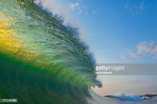 Rollender Welle
