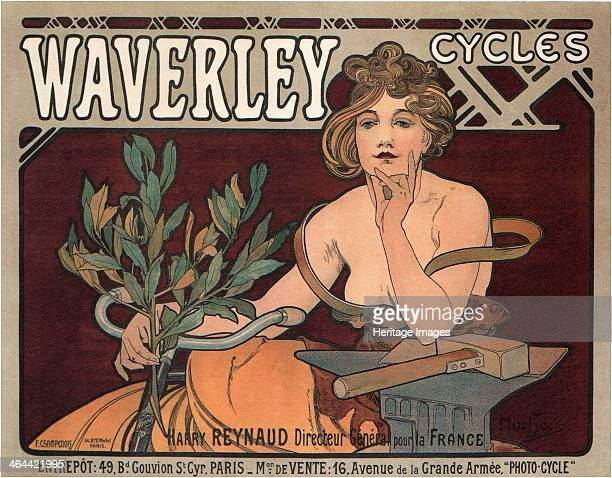 Waverley Cycles 1896 From a private collection