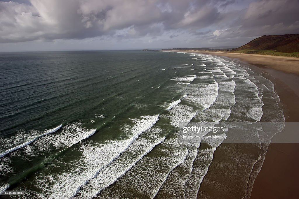 Waves in sea : Stock Photo