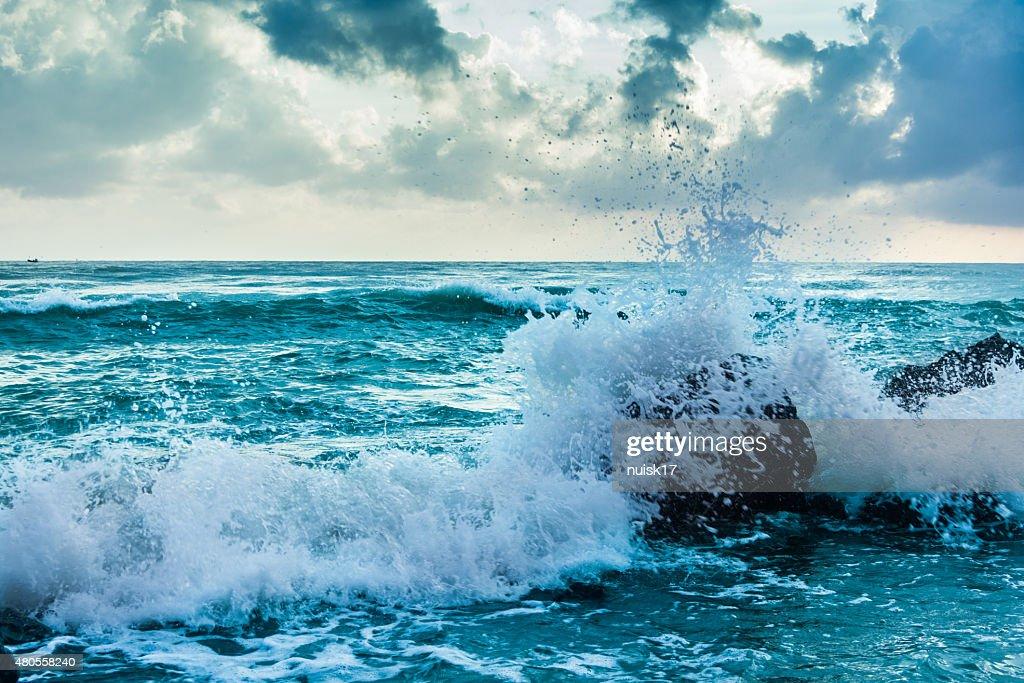 Waves : Stock Photo