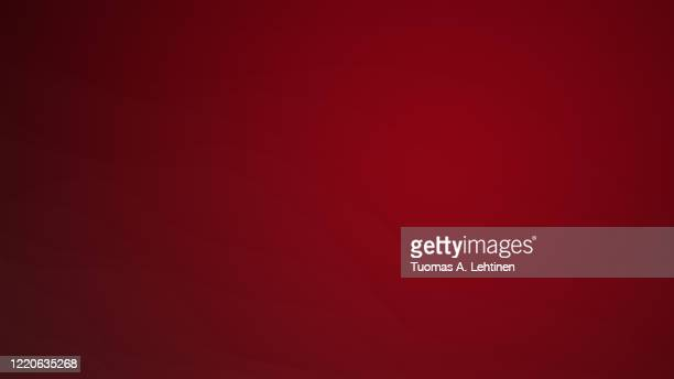 wavy and delicate lines on red background. - red stock pictures, royalty-free photos & images