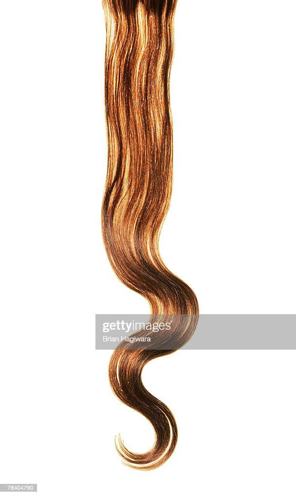 Wavy hair : Stock Photo
