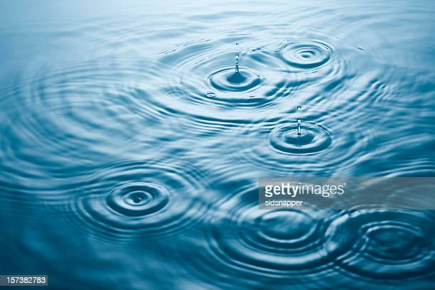 wavy ripples - concentric stock pictures, royalty-free photos & images