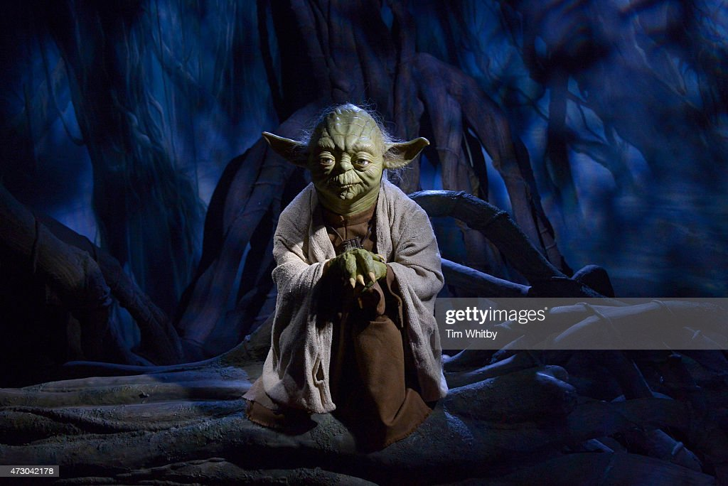 Launch Of Star Wars Attraction At Madame Tussauds : News Photo