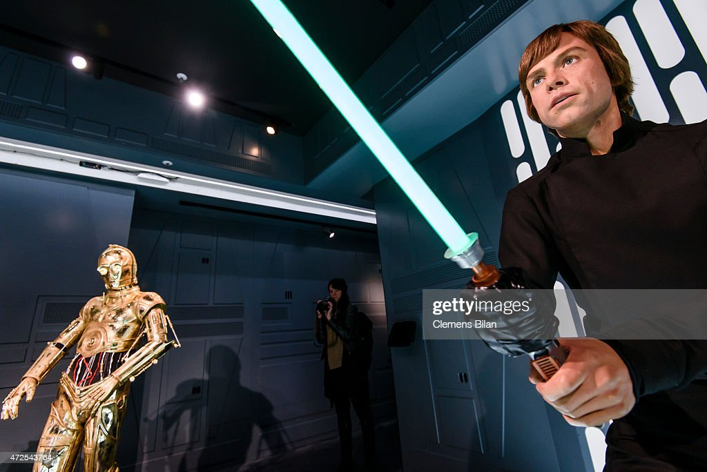 Madame Tussauds Berlin Presents New Star Wars Wax Figures : Fotografía de noticias