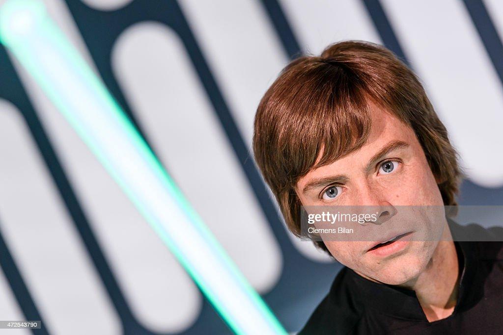Madame Tussauds Berlin Presents New Star Wars Wax Figures : News Photo