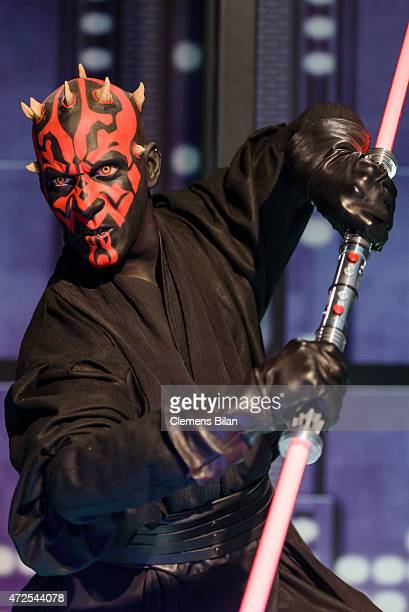 darth maul stock fotos und bilder getty images. Black Bedroom Furniture Sets. Home Design Ideas