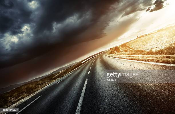 way forward - all weather running track stock pictures, royalty-free photos & images