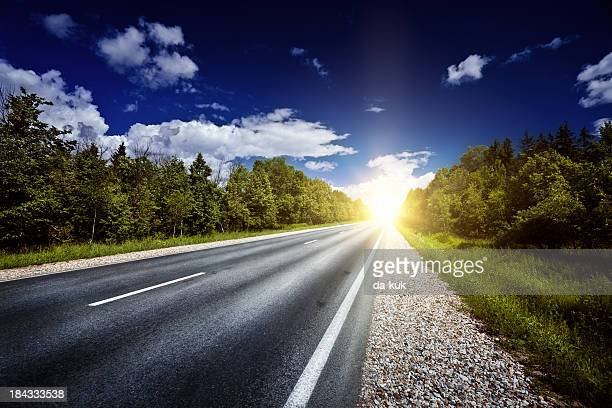 Weg forward
