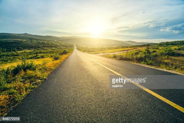 way forward - horizon stock pictures, royalty-free photos & images
