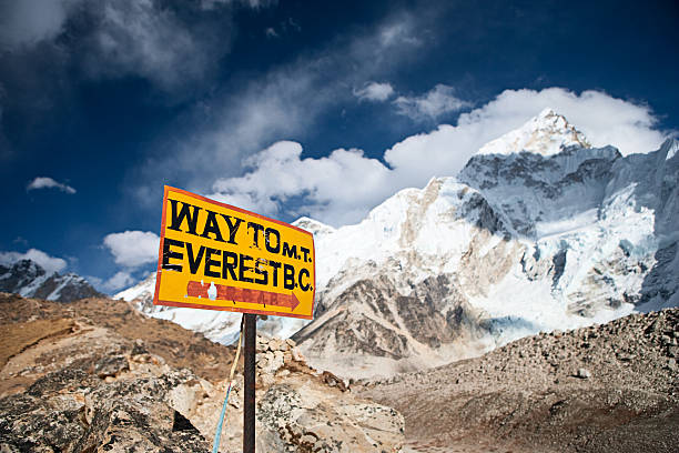 Way To Everest Base Camp Wall Art